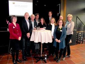 Arbeitsausschuss des PatientInnen-Netzwerks mit Dirk Meyer